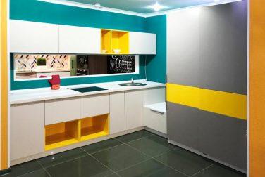 Компактная кухня Саммер