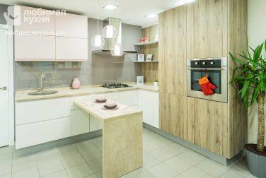 Большая кухня Панна котта