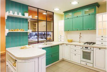 Большая кухня Адель