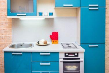 Компактная кухня Лагуна