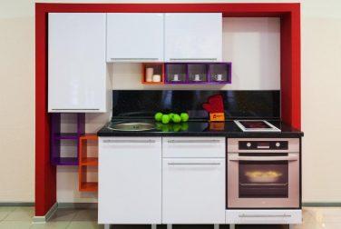Компактная кухня Искра