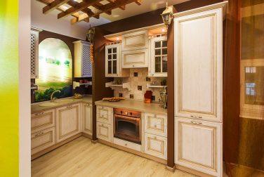 Большая кухня Чезаро