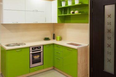 Компактная кухня Оливия